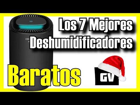 🔥 Los 7 MEJORES Deshumidificadores BARATOS de Amazon [2021] ✅ [Calidad/Precio] Eléctricos / Cecotec