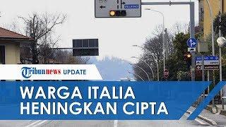 Italia Mengheningkan Cipta atas 11.591 Warganya yang Menjadi Korban Meninggal Virus Corona