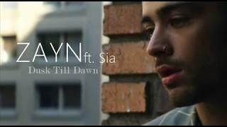 Zayn Ft.  Sia   Dusk Till Down (Tłumaczenie PL)