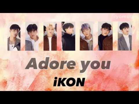 日本語字幕/カナルビ] Adore you-iKON - yomutya - Video