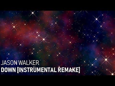 Jason Walker - Down [INSTRUMENTAL REMAKE]