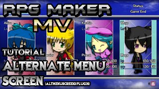 RPG Maker MV Updates and Crafting System Tutorial - Most