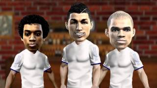 Cristiano Ronaldo - Fenomenomenalno (Cira parodija)