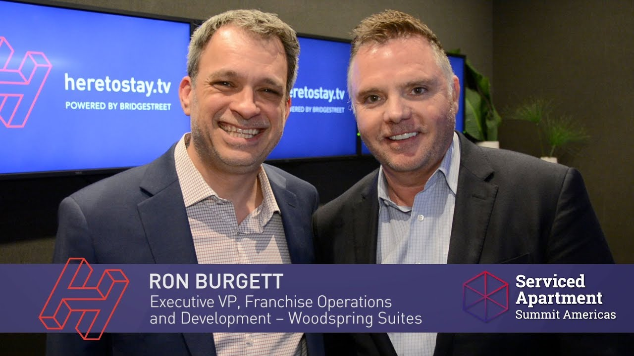 SAS Americas interviews: Ron Burgett on the growth of WoodSpring Suites
