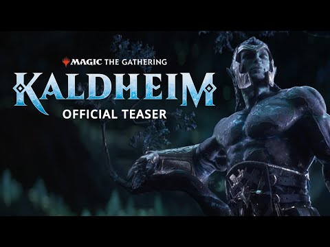 Magic: The Gathering Teases Kaldheim Set