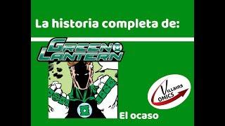 Linterna Verde - El ocaso esmeralda