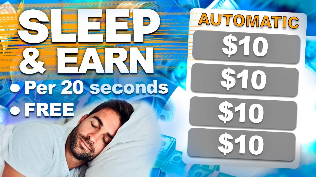 Automatic $10 Per 20 Seconds (NO WORK)   FREE Make Money Online - Branson Tay thumbnail