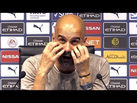 Man City 8-0 Watford - Pep Guardiola Full Post Match Press Conference - Premier League