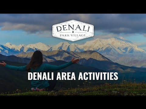 Denali National Park Activities