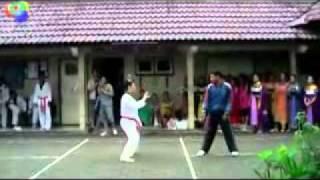 Aksi Gila Tendangan Maut Taekwondo VS Danceflv
