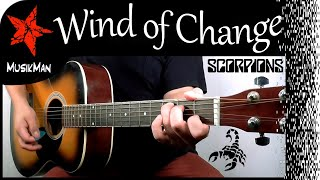 Wind of Change - Scorpions 🦂 / MusikMan #155