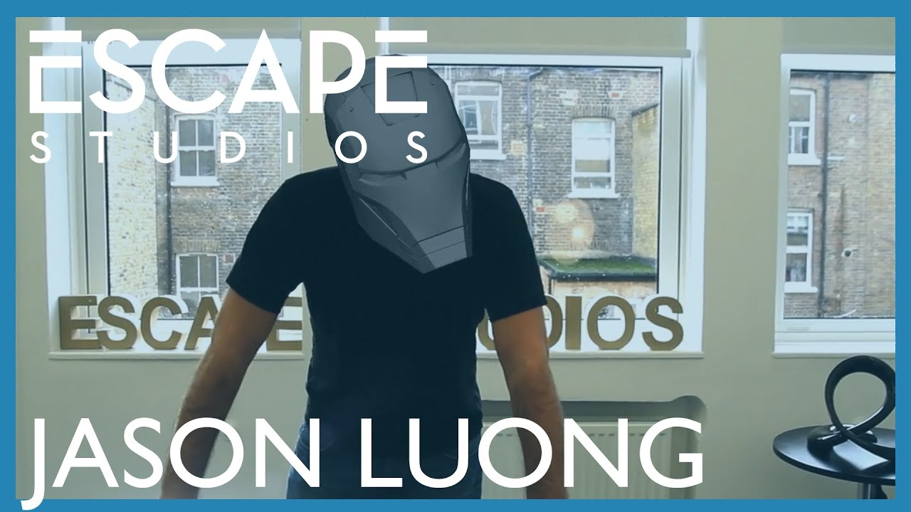 Escapee Showreels - Jason Luong
