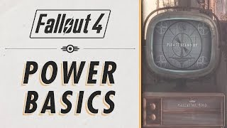 Fallout 4 Power Basics for Setting up your Settlement Guide