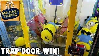 Trap Door Arcade Win #2 | MrHaztastic