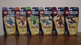 NEWS JANUARY 2016 LEGO NEXO KNIGHTS ULTIMATE