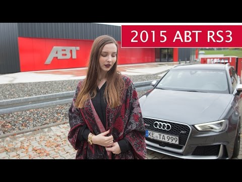 Fahrbericht: ABT Audi RS3 (8V) - 430 PS (English Subtitles)