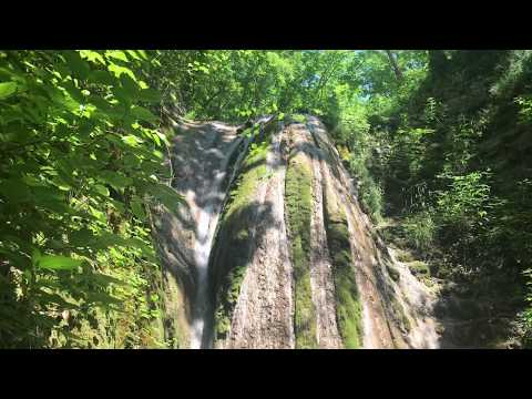 Фото видеогид Гебиусские водопады