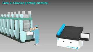 "Print inspection device / system ""CorrectEye SIS"" Promotion video"