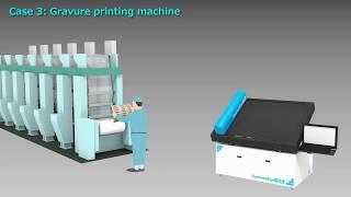 "Print inspection device / system ""CorrectEye SIS"" Promotion video"
