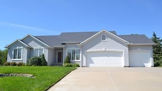 Hutchinson KS homes for sale for 250,000 to 300,000: 3816 Spyglass Dr