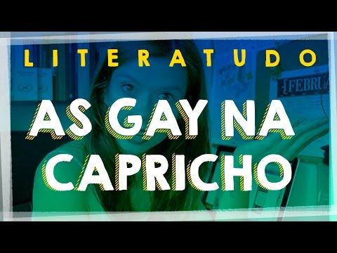 As Gay na Capricho e A canção de Aquiles   Literatudo