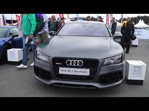 2014 Audi RS7 Sportback | Matte Dark Grey