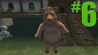 Shrek 2: Game Walkthrough Part 6 - Jack and Jill