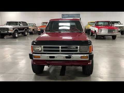 1988 Toyota 4Runner (CC-1392545) for sale in Holland , Michigan