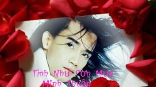 Tình Như Cơn Mưa - Minh Thuận