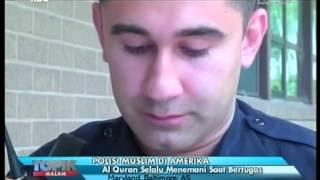Polisi Muslim Di Maryland Jan 04 2015 – ANTV