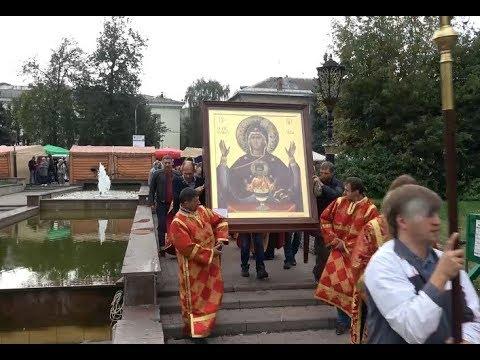 Мурманск богослужения церковь всех святых