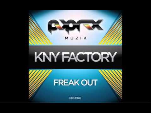 KNY Factory - Freak Out *Buy Now on Beatport http://bit.ly/slV2vj*