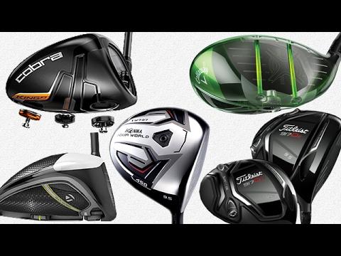 Golf's 2017 Best & New DRIVERS