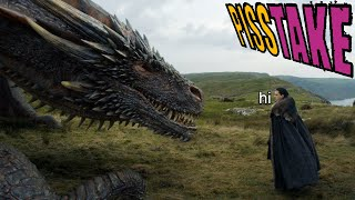 Eastwatch | Game of Thrones Pisstake (Season 7 Episode 5)