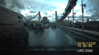 Ветер на Крымском мосту