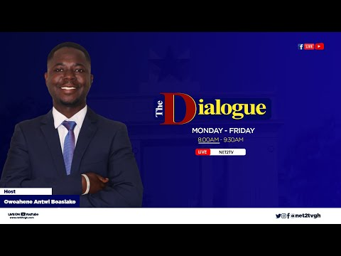 THE DIALOGUE WITH ERNEST YAW KUMI - COMMUNICATION TEAM MEMBER, NPP  (MARCH 01, 2021)