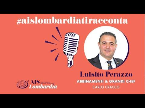 #aislombardiatiracconta - Abbinamenti & Grandi Chef - Carlo Cracco