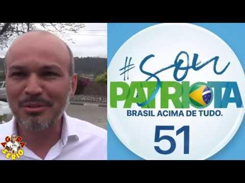 Malaquias Mello de Juquitiba é Candidato a Deputado Estadual pelo Partido Patriota 51