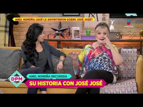 ¿El hermano de Anel Noreña estafó a José José? Ella lo aclara   De Primera Mano