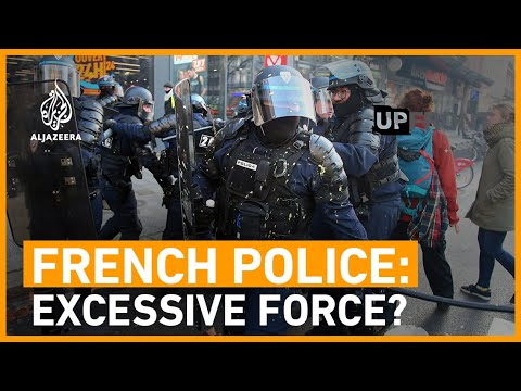 Protests in France: Have police gone too far? | UpFront (Special Interview)