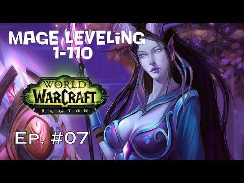 Level 49 and 52 Vs Level 60 Arcane Mage WoTLK - смотреть онлайн на