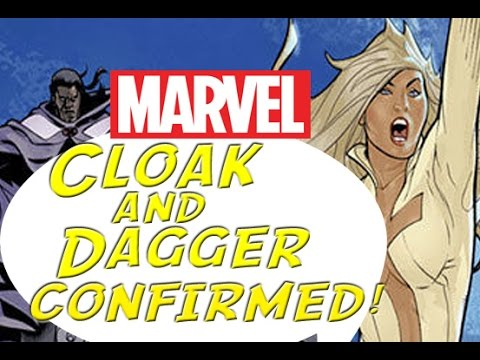 Marvels Cloak & Dagger For Young Adults! Explained Origins! MCU