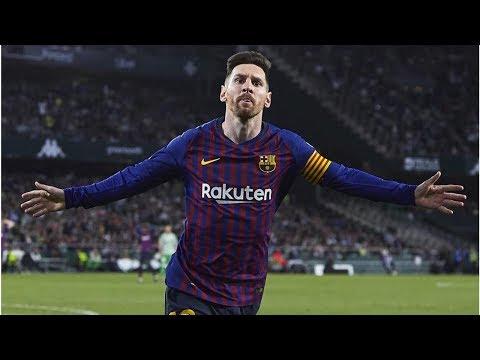 """Messi: """"No recuerdo que un rival me ovacione"""""""