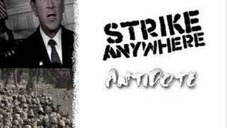 Strike Anywhere - Antidote