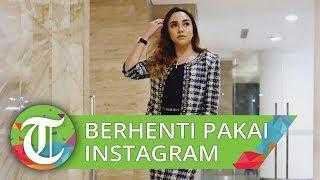 Putuskan Berhenti Pakai Instagram, Salmafina Sunan: Aku ingin hidupku kembali