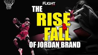 The Rise And Fall Of Air Jordan Sneakers?