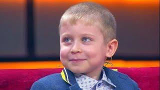 «Лучше всех!» - Математический самородок Алексей Боднарчук