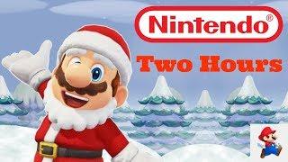 2 Hours Of Nintendo Holidays Music