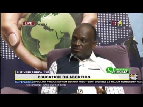 Abortion With Dr  Koma Ebo appiah Part 2