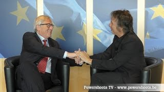 Jean-Claude Juncker - President European Commission